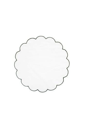 Golden Table Peçete Beyaz